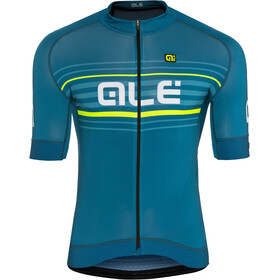 Alé Cycling Graphics PRR Salita - Maillot manches courtes Homme - Bleu pétrole